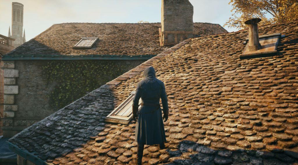 Assassin's Creed: Unity - GeometryWorks DirectX 11 Advanced