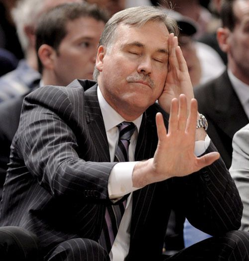 Report: Nuggets Interview Mike D'Antoni For Head Coaching Job