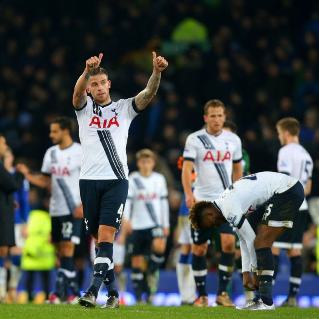 Toby Alderweireld And Dele Alli Photos Photos
