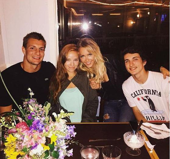 Camille Kostek Ex Boyfriends: Gronk And Girlfriend Make It Official