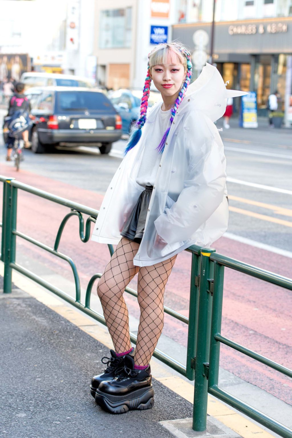 The Best Street Style Pics From Fashion Week Tokyo