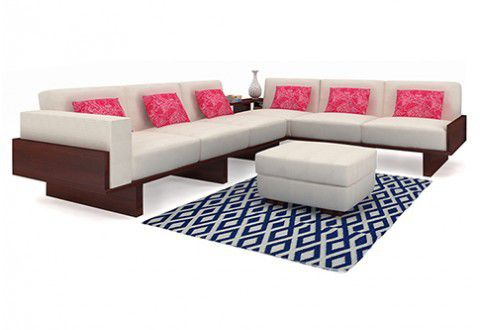 L Shape Sofa Set Online - Mindonmath