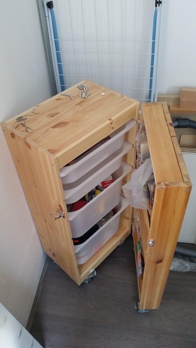 Trofast on lockerdome - Ikea mobel hack ...
