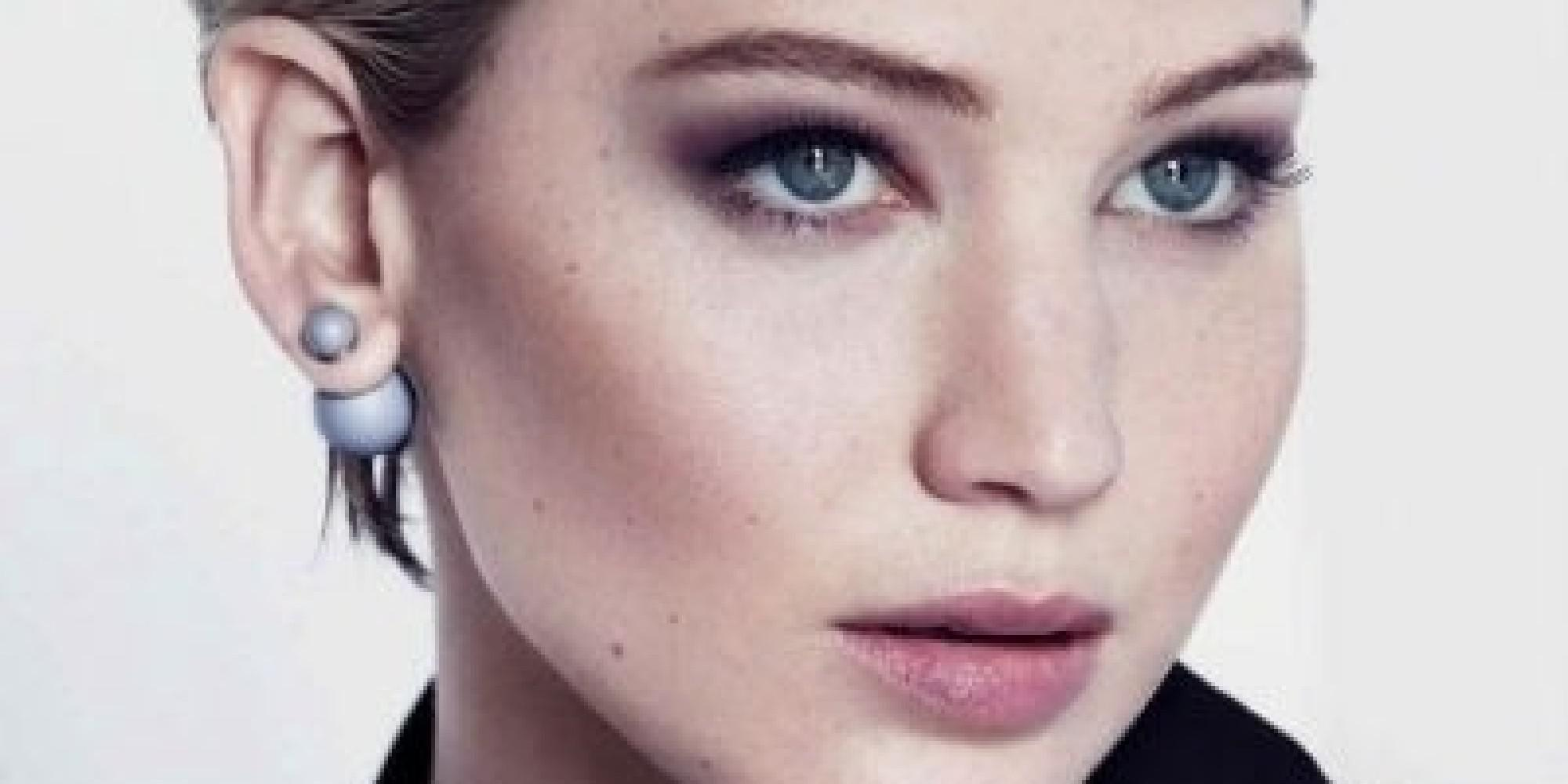 Jennifer Lawrence Stuns In New Dior Campaign Jennifer Lawrence