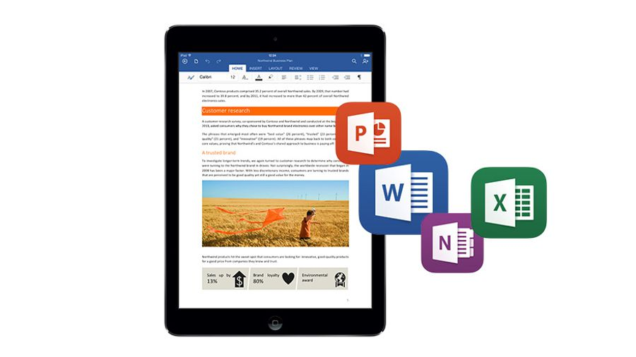 Microsoft updates office for ios for easier more secure - Get updates for windows office and more ...