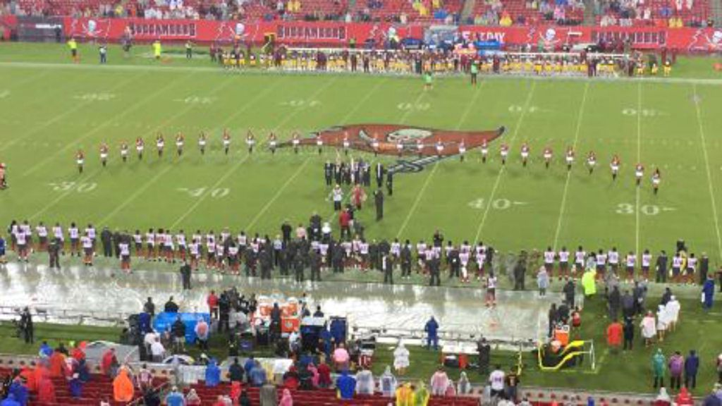 National Anthem Played Without Protest At Redskins
