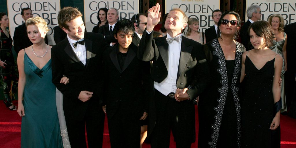 Robin Williams  Kids Ask That We Fill The World Up With Laughter AgainRobin Williams Kids