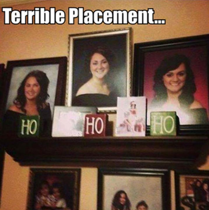 terrible christmas placement funny dirty adult jokes memes pictures