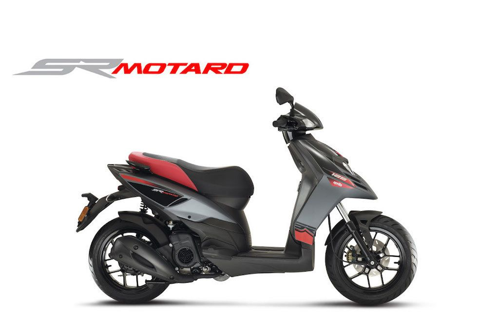 piaggio working on india scooter to launch aprilia sr motard 125. Black Bedroom Furniture Sets. Home Design Ideas