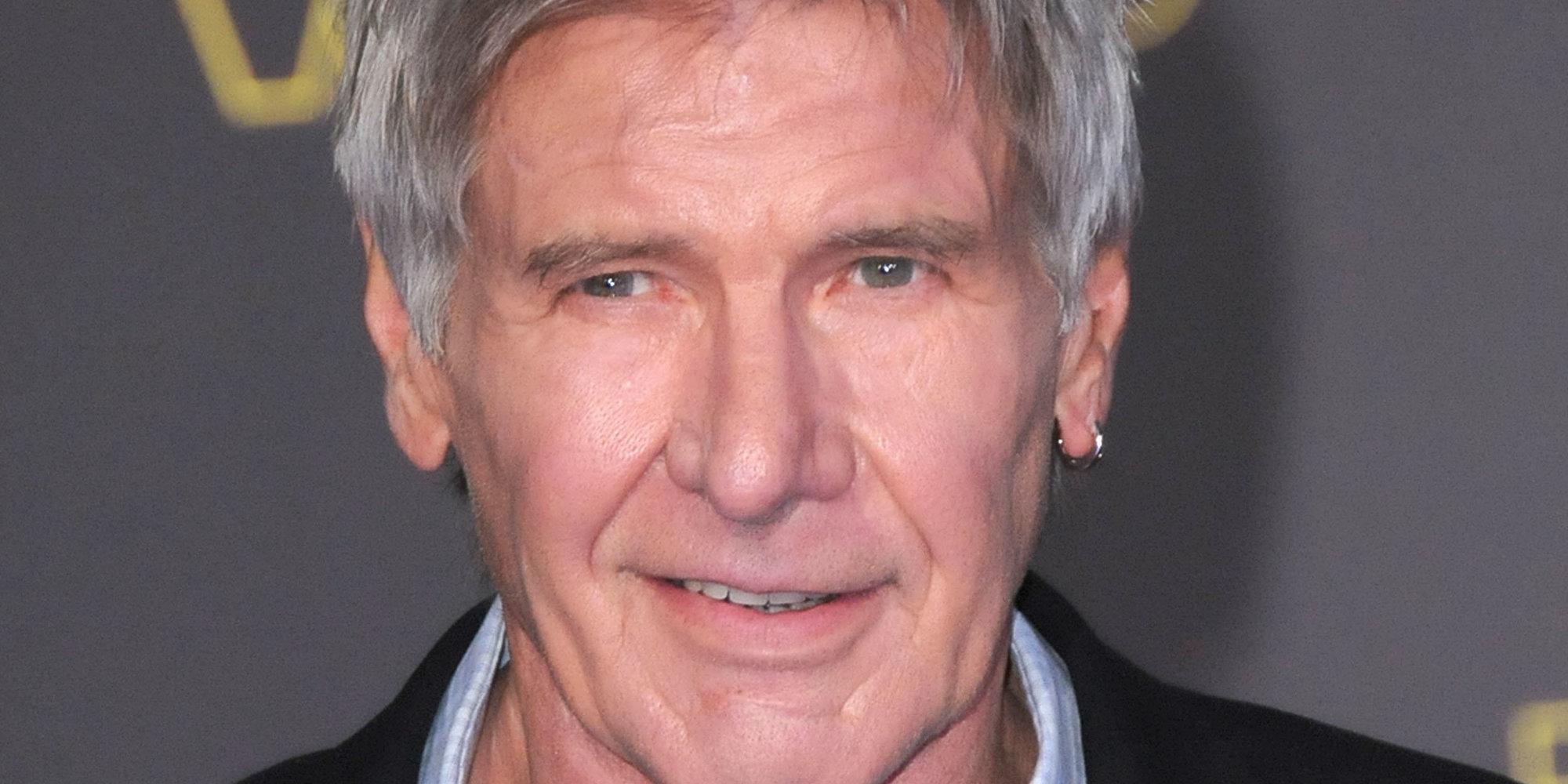 Harrison Ford Shocks F...