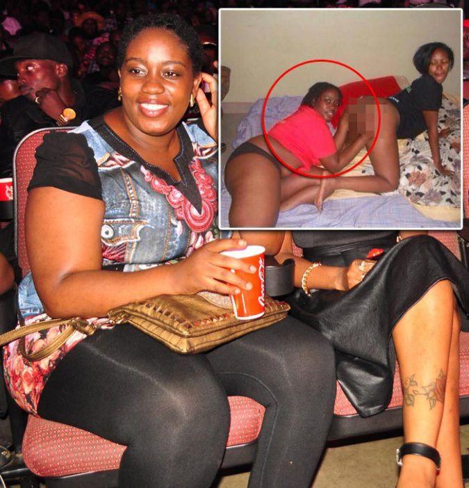from Ray naked ugandan celebs pics