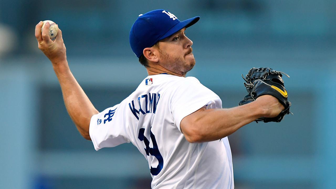 Dodgers activate Scott Kazmir from DL