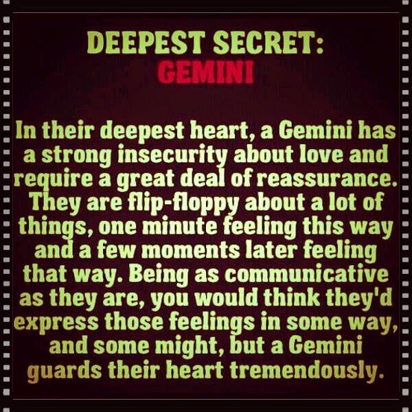 gemini personality love - photo #6