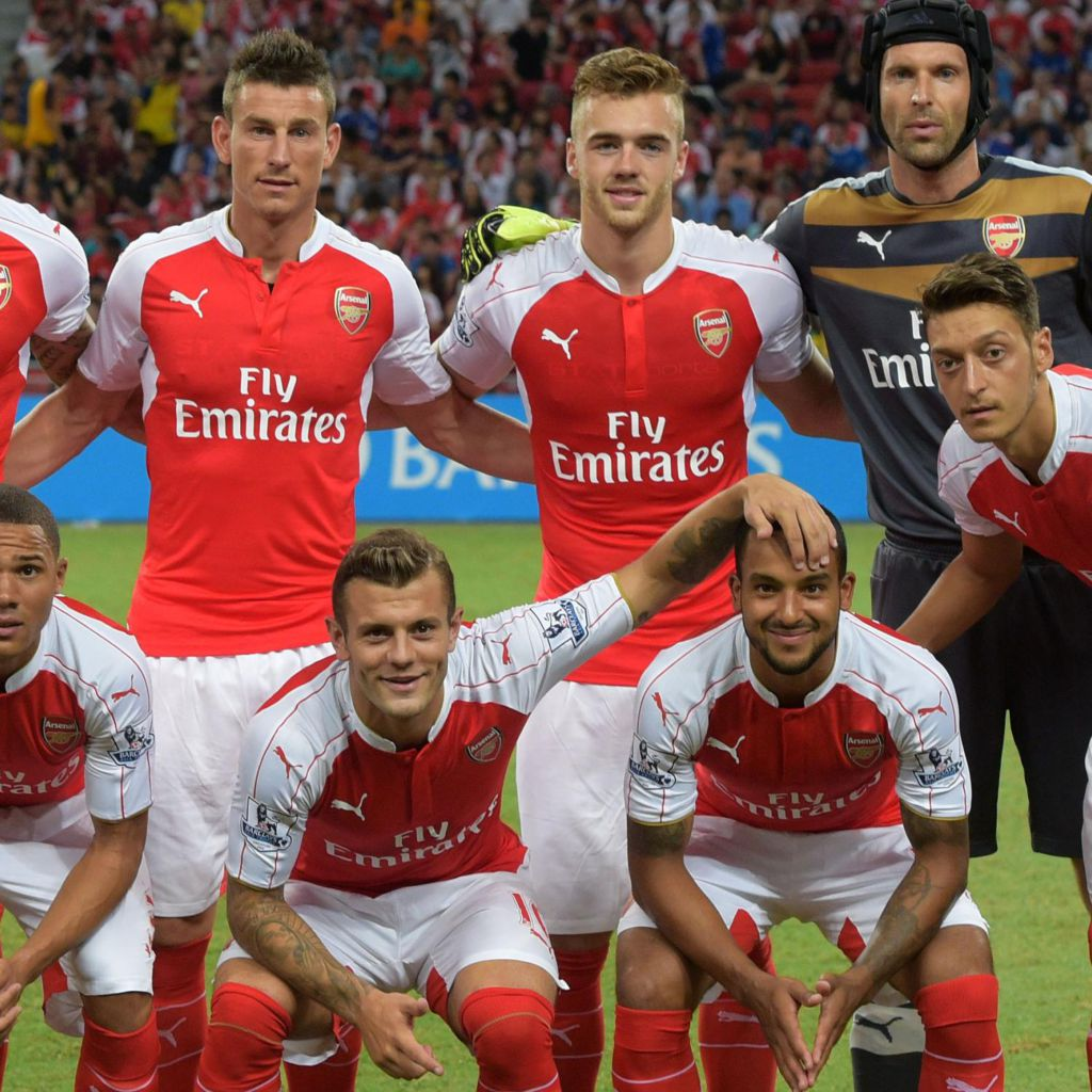 Arsenal Vs Barcelona Live Score Highlights From: Arsenal Vs. Lyon: Live Score, Highlights From Emirates Cup