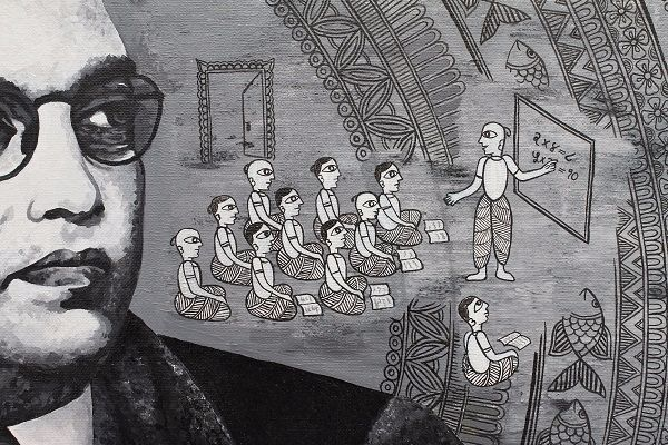 essay on life and mission of br ambedkar Education and vulnerable communities- reading 'education is something which ought to be brought within the reach of everyone'ambedkar's life and mission.