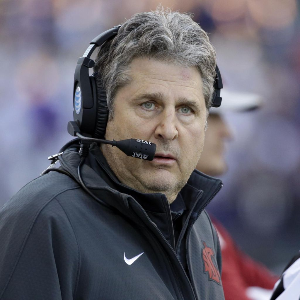 Mike Leach, Washington State Agree To New Contract