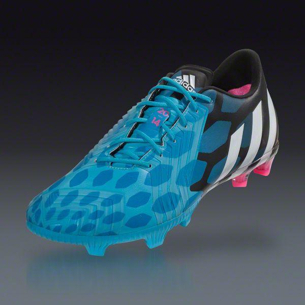 adidas Predator Instinct FG - Solar Blue/Running White ...