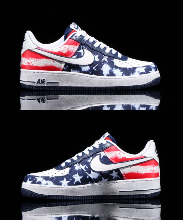 nike american flag shoes