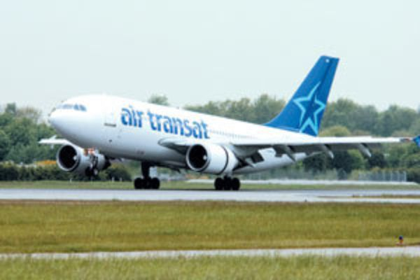 air transat to charge 25 for checked bag for us travel