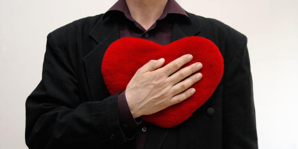 упомнить картинка мужское сердце однозначно