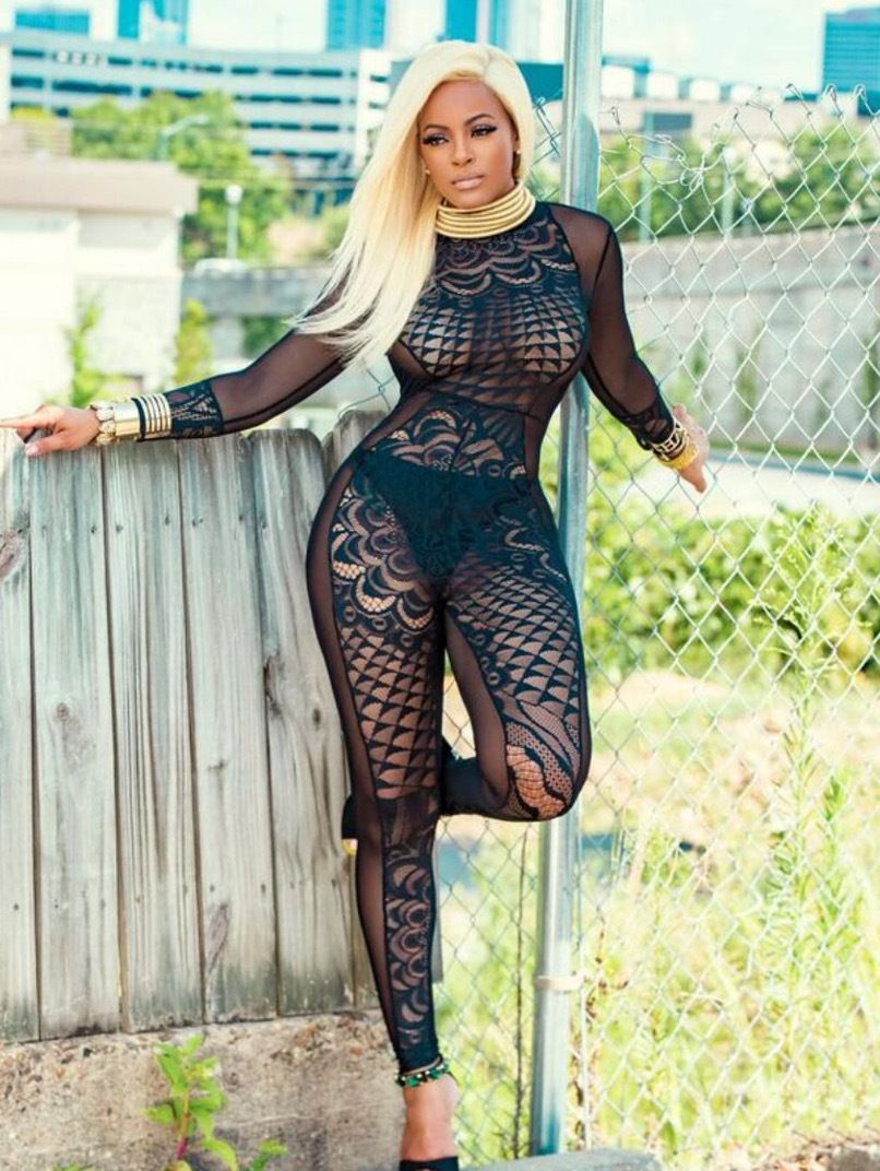 Malaysia Pargo Instagram Photos in See Through Outfit | BSO