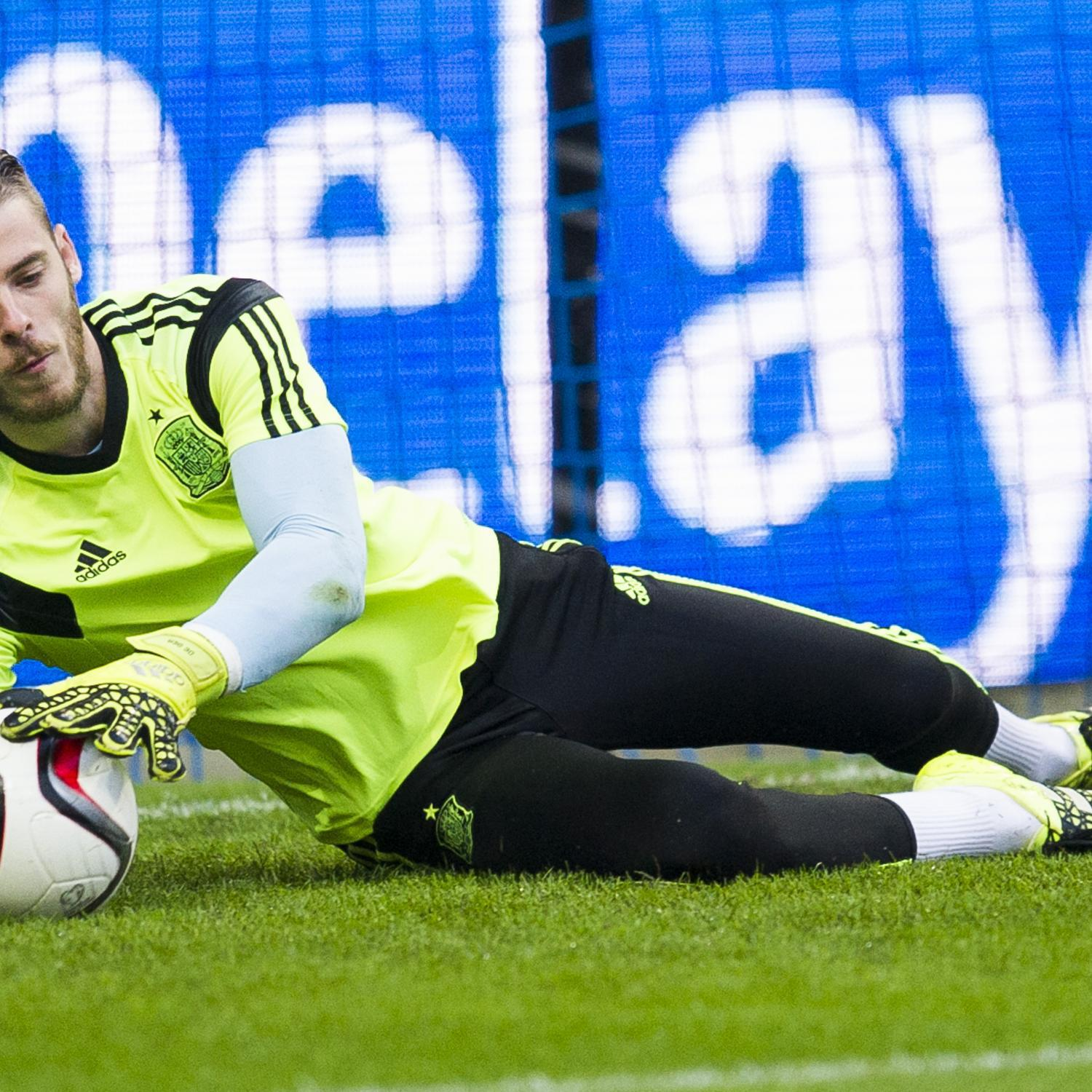 Manchester United Transfer News: David De Gea Comments on Failed ...