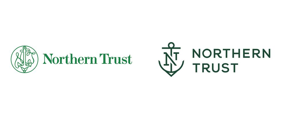 Brand New: New Logo for Northern Trust